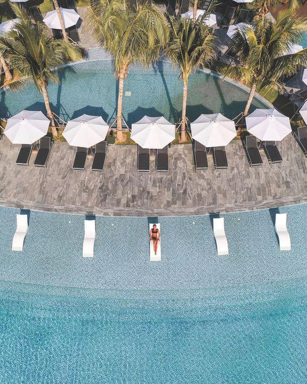 Resort Phú Quốc vừa lọt mắt xanh Hoa hậu Đặng Thu Thảo: Giá dưới 10 triệu/đêm, giơ máy lên là có ảnh sống ảo đẹp mê - Ảnh 6.