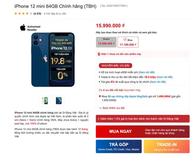 Đây là mẫu iPhone 12 có giá bằng, thậm chí còn thấp hơn cả iPhone 11 - Ảnh 2.