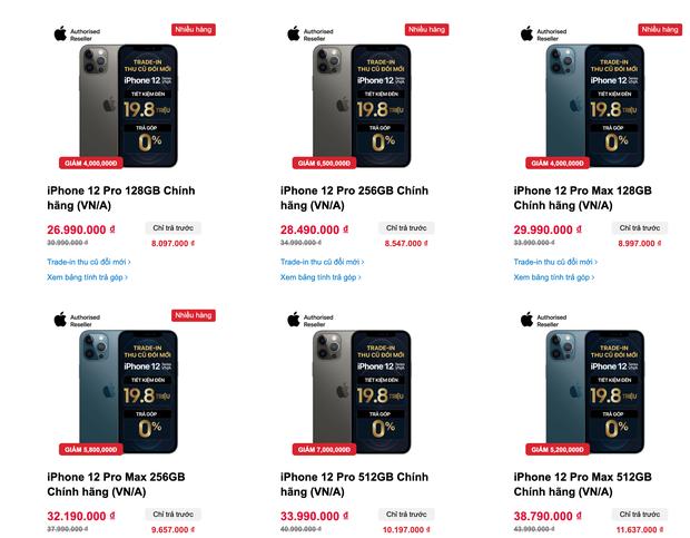 Đây là mẫu iPhone 12 có giá bằng, thậm chí còn thấp hơn cả iPhone 11 - Ảnh 6.
