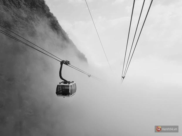 Khám phá vẻ đẹp của thành phố trong sương Sa Pa với Galaxy S21 Ultra - Ảnh 12.
