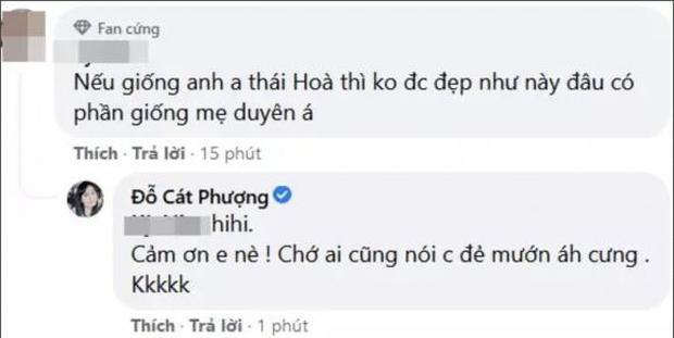 Netizen bình phẩm kém duyên về Thái Hoà, còn so với Kiều Minh Tuấn: Cát Phượng chỉ nói 1 câu mà vẹn cả đôi đường - Ảnh 3.