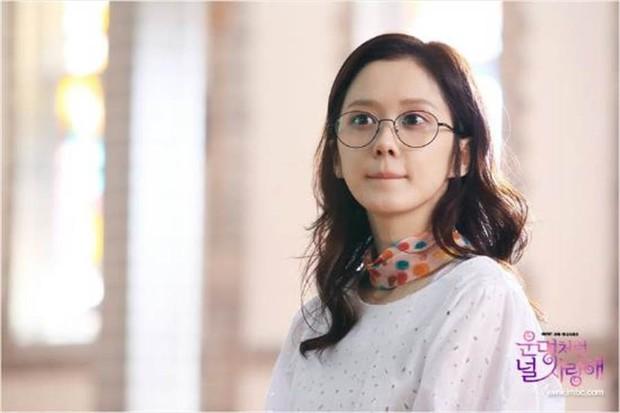 Nhan sắc ngoài đời của mỹ nhân Hàn thủ vai xấu xí: Suzy mặt mộc đẹp choáng váng, Lee Sung Kyung - Han Hyo Joo 1 trời 1 vực - Ảnh 12.