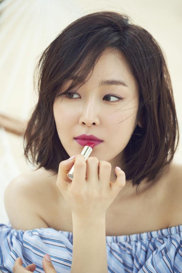 Nhan sắc ngoài đời của mỹ nhân Hàn thủ vai xấu xí: Suzy mặt mộc đẹp choáng váng, Lee Sung Kyung - Han Hyo Joo 1 trời 1 vực - Ảnh 25.