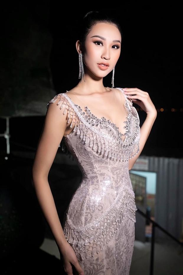 Xuất hiện thí sinh Hoa hậu Hoàn vũ Việt Nam 2021 dành cả thanh xuân để đi thi nhan sắc! - Ảnh 5.