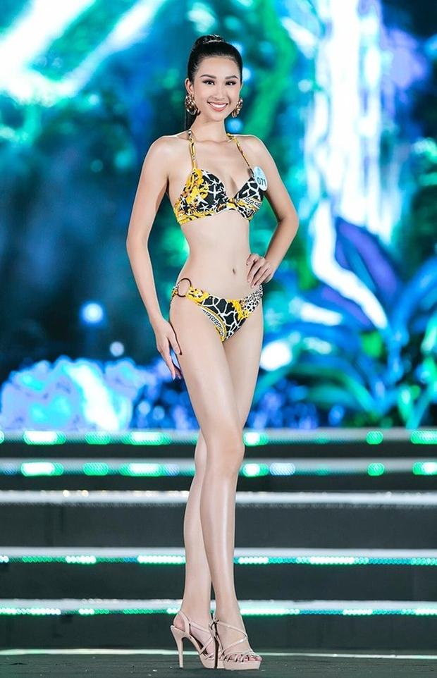 Xuất hiện thí sinh Hoa hậu Hoàn vũ Việt Nam 2021 dành cả thanh xuân để đi thi nhan sắc! - Ảnh 4.