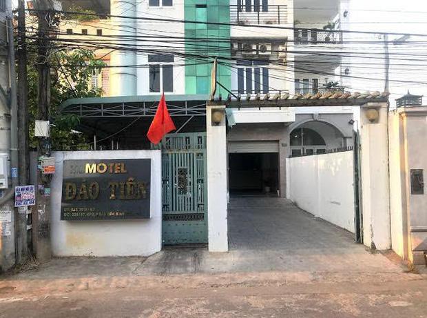 Phát hiện 12 người Trung Quốc trong nhà nghỉ tại Đồng Nai nghi nhập cảnh trái phép - Ảnh 1.