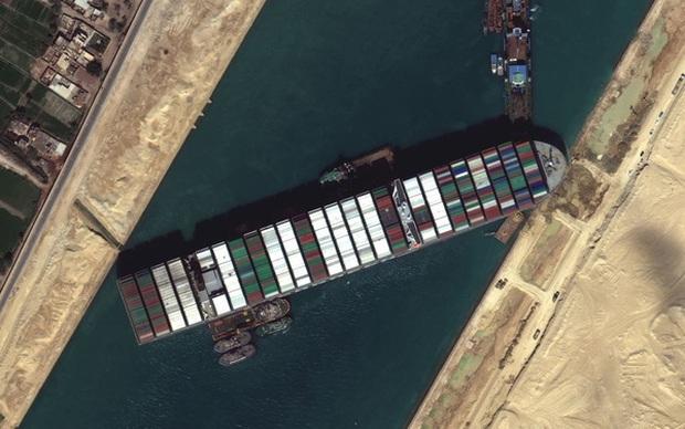 Nóng: Cuối cùng đã giải cứu thành công siêu tàu hàng kẹt tại kênh đào Suez - Ảnh 3.
