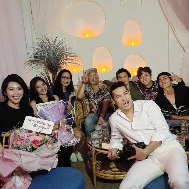 Thuý Ngân lần đầu xuất hiện bên cạnh dàn cast Running Man Vietnam hậu tin đồn gia nhập mùa 2 - Ảnh 3.