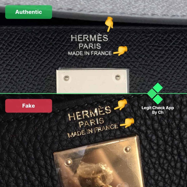 CEO chỉ rõ 4 bước vạch mặt túi Hermès Kelly hàng fake, nhiều dân chơi hàng hiệu chắc chắn không biết! - Ảnh 2.