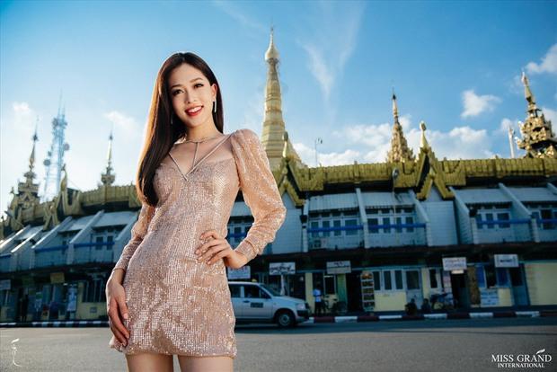 Đọ trình tiếng Anh của người đẹp Việt thi Miss Grand International: Kiều Loan phát âm đã tai, Ngọc Thảo, Huyền My bị chê lên xuống - Ảnh 5.