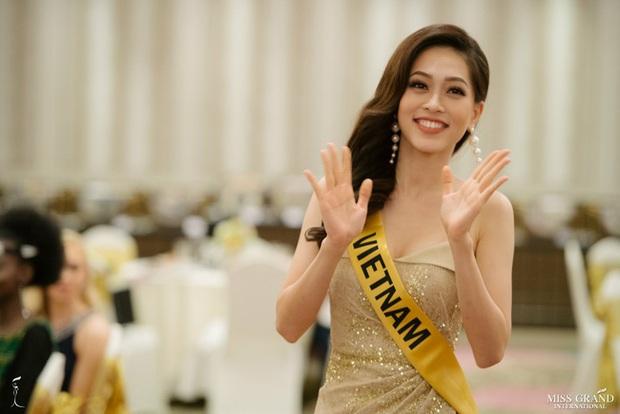 Đọ trình tiếng Anh của người đẹp Việt thi Miss Grand International: Kiều Loan phát âm đã tai, Ngọc Thảo, Huyền My bị chê lên xuống - Ảnh 6.