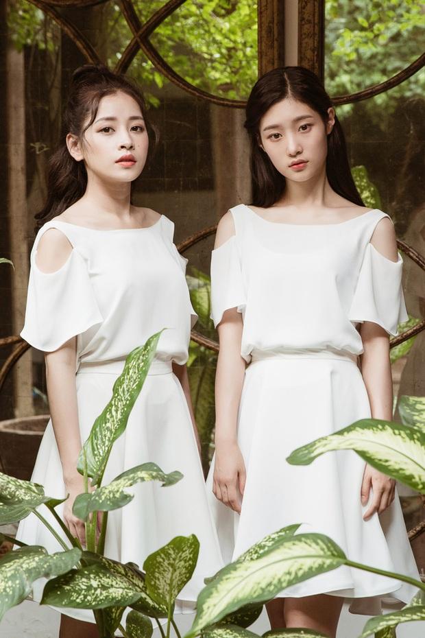 Nhiều lần đọ sắc ấn tượng cùng bạn thân là visual thế hệ mới thế này, Chi Pu mà debut làm idol Kpop cũng rất gì và này nọ phết? - Ảnh 7.
