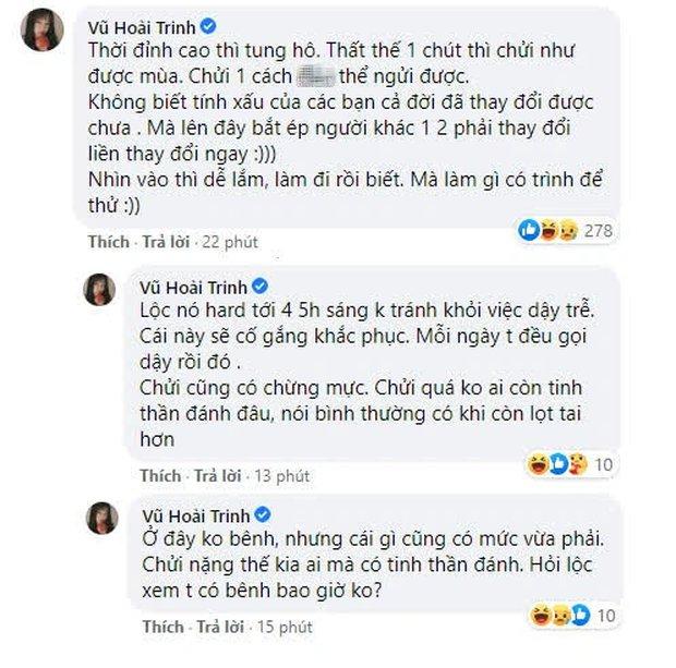 Zeros hứng mưa gạch đá sau status của Tinikun, Lai Lai lại tiếp tục gây tranh cãi với phát ngôn bênh vực bạn trai - Ảnh 3.