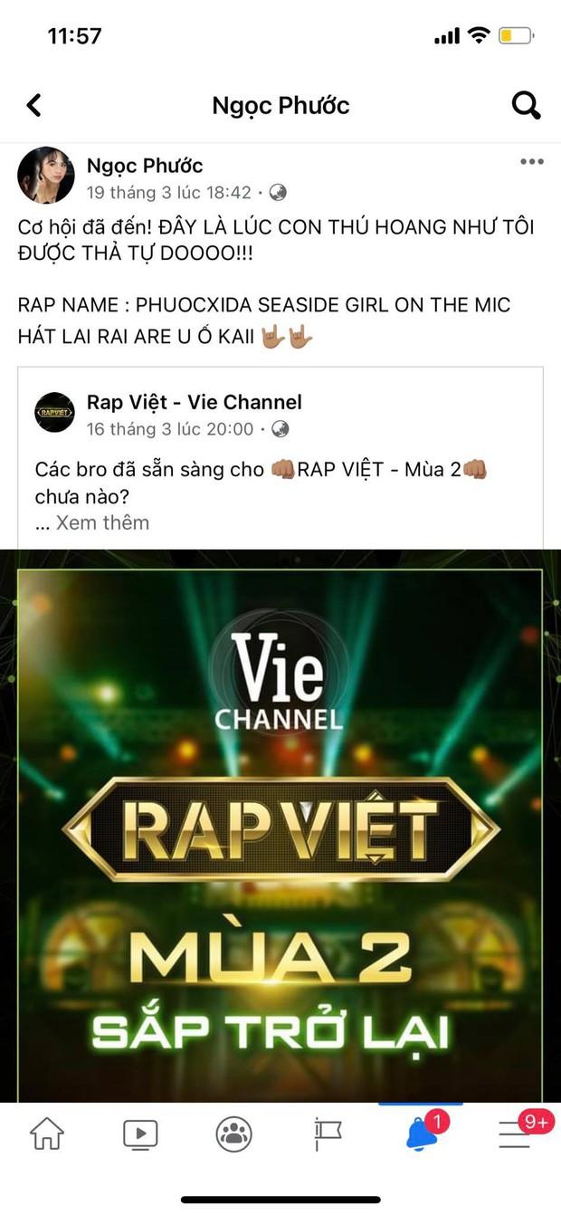 Lộ diện thí sinh Rap Việt mùa 2, dân mạng đồng lòng: Xứng đáng ngôi vị Quán quân! - Ảnh 3.