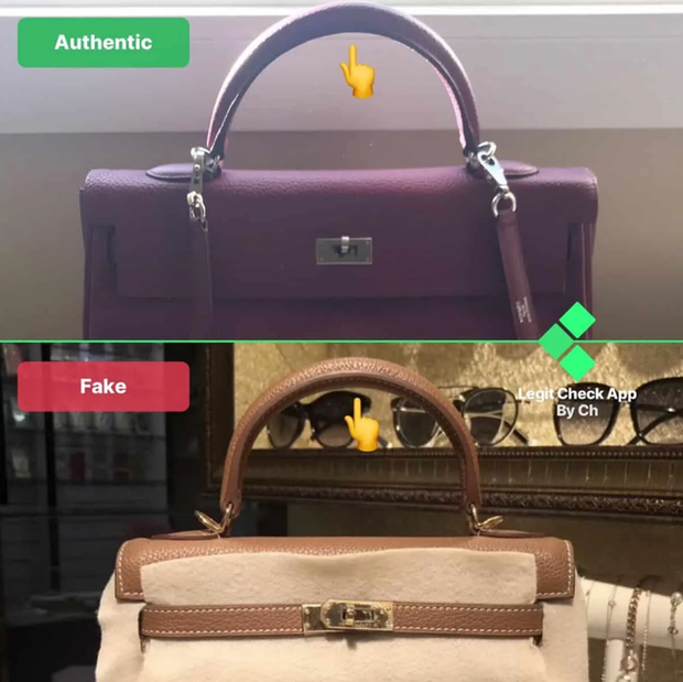 CEO chỉ rõ 4 bước vạch mặt túi Hermès Kelly hàng fake, nhiều dân chơi hàng hiệu chắc chắn không biết! - Ảnh 3.