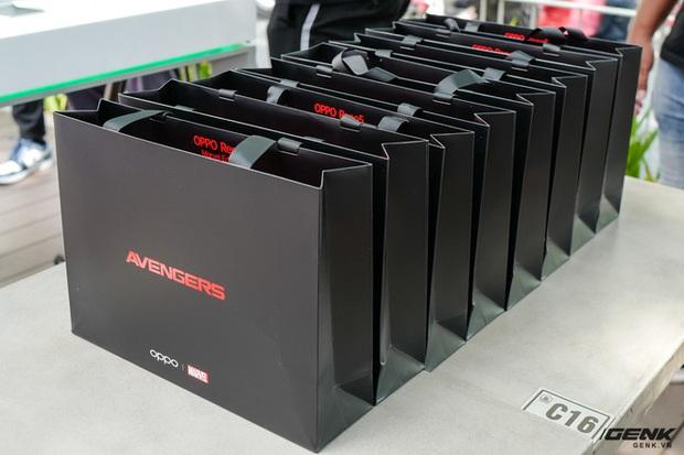Trên tay OPPO Reno5 phiên bản Marvel Edition đặc biệt: Giá 9.7 triệu, bán giới hạn chỉ 2000 chiếc - Ảnh 21.