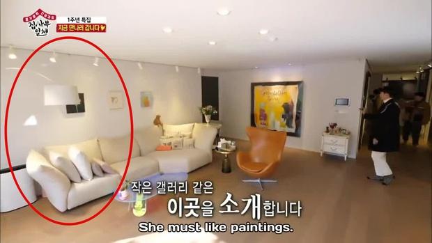 Bóc giá nội thất trong căn nhà gần 200 tỷ của Son Ye Jin: Toàn hàng hiệu châu Âu, riêng sofa đã gần 1 tỷ đồng - Ảnh 7.