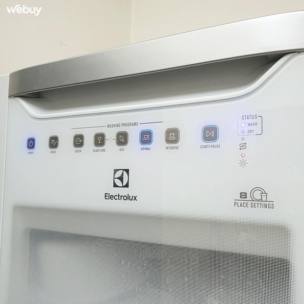 """Sắm máy rửa bát Electrolux giá chưa đến 7 triệu, lắp không vừa bếp nhưng cô gái vẫn hài lòng vì dùng quá """"ngon"""" - Ảnh 4."""