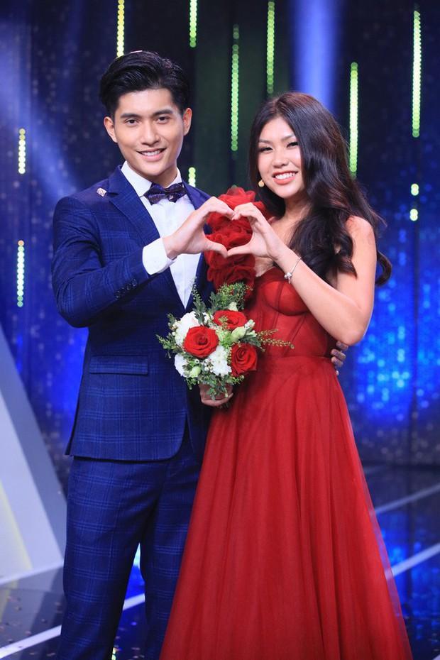 5 mỹ nam tìm thấy tình yêu sau Người Ấy Là Ai: Lâm Bảo Châu & Huy Trần hẹn hò với 2 chị đại showbiz - Ảnh 3.