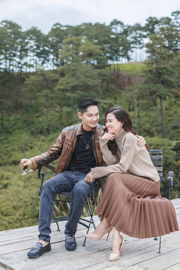Minh Luân đưa bạn gái mới đến biệt thự tiền tỷ của Ốc Thanh Vân, ai dè tình tứ đến mức át luôn spotlight của gia chủ - Ảnh 6.