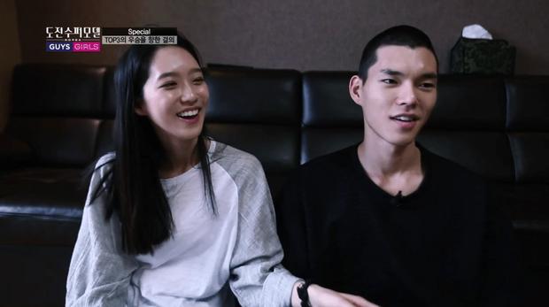 Hóa ra rich kid Penthouse Han Ji Hyun còn có em trai sinh đôi là Á quân Koreas Next Top Model! - Ảnh 9.