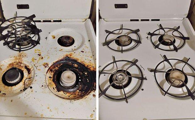 Nhìn loạt ảnh trước và sau khi dọn dẹp mà choáng: Không có căn nhà nào xấu, chỉ do bạn lười thôi! - Ảnh 17.