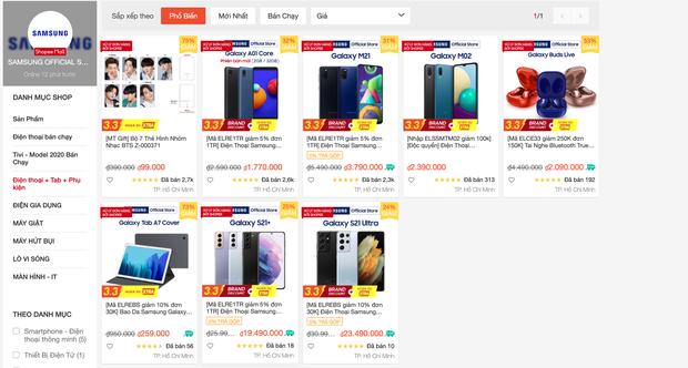 Sale 3/3: Macbook Air giá ngon chưa từng có, iPhone và Samsung Galaxy S21 giá siêu tốt - Ảnh 5.