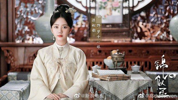 Cẩm Tâm Tựa Ngọc mở điểm Douban thấp thấy thương, Đàm Tùng Vận bị chê diễn xuất khô cứng - Ảnh 6.