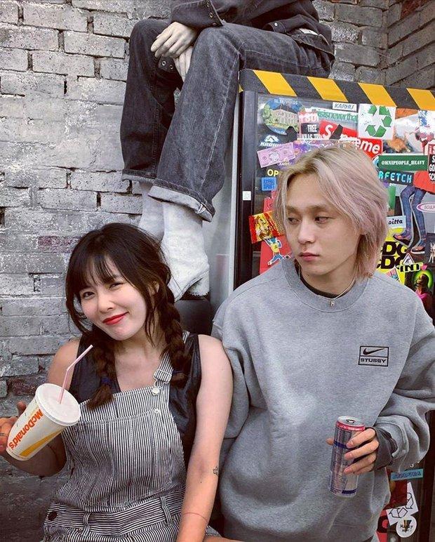 HyunA được thầy bói phán có duyên tiền định với bạn trai, thân phận kiếp trước khiến netizen trầm trồ! - Ảnh 1.
