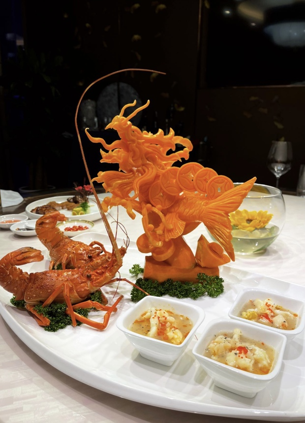 Từ ngày cưới Tổng Giám đốc tập đoàn nghìn tỷ cứ thấy Phanh Lee khoe những bữa ăn hào môn suốt, nhìn muốn loá mắt - Ảnh 3.