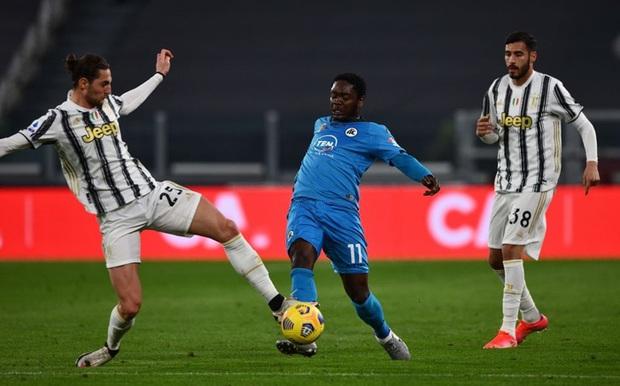 Juventus đại thắng ngày Ronaldo lập kỷ lục mới  - Ảnh 2.
