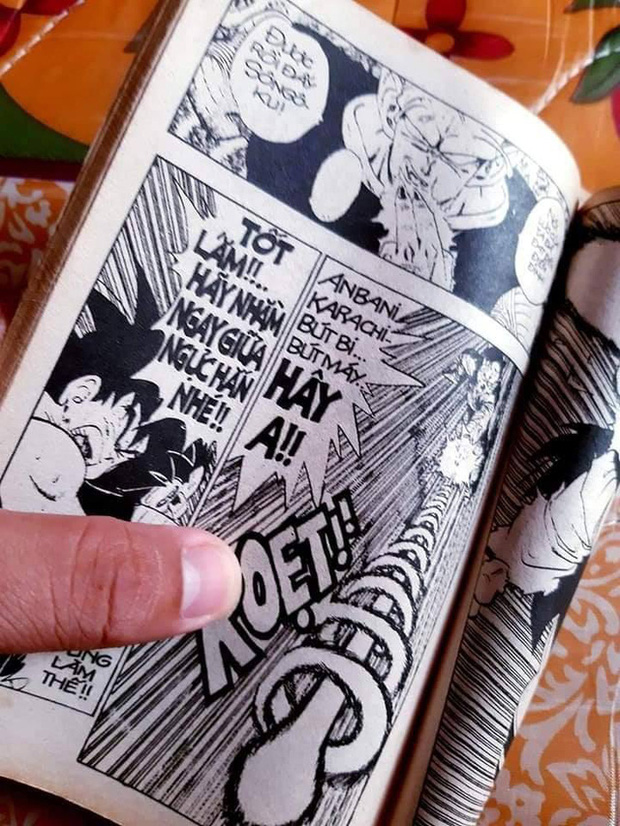 Cộng đồng mạng kéo nhau ôn lại kỷ niệm xưa khi gọi tên các chiêu thức trong Dragon Ball... theo phong cách Việt Nam - Ảnh 2.