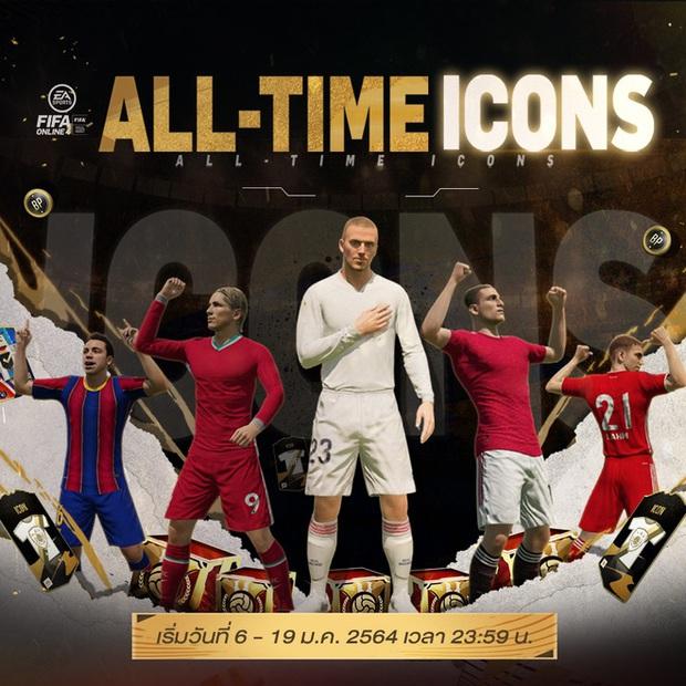 FIFA Online 4: Game thủ Việt háo hức trước thông tin sắp cập nhật thêm ICONS mới, Ơn giời, Torres đây rồi! - Ảnh 1.