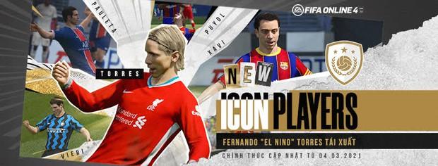 FIFA Online 4: Game thủ Việt háo hức trước thông tin sắp cập nhật thêm ICONS mới, Ơn giời, Torres đây rồi! - Ảnh 5.