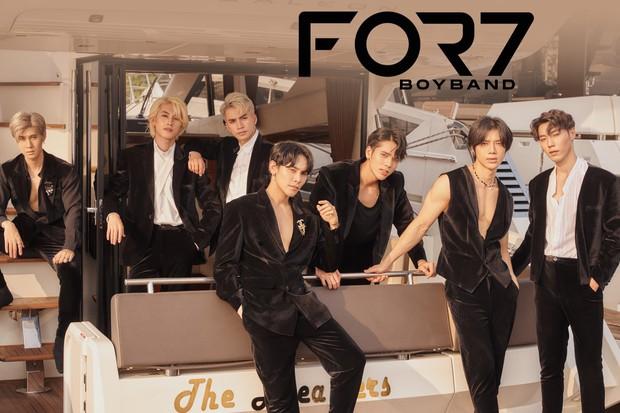 Netizen tranh cãi boygroup Vpop sắp debut: Tên thành viên quá nhập khẩu, có liên quan gì đến GOT7 không thế? - Ảnh 7.