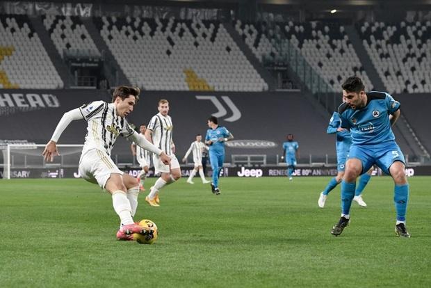Juventus đại thắng ngày Ronaldo lập kỷ lục mới  - Ảnh 3.