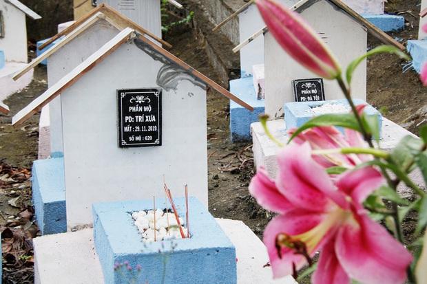 Đà Nẵng: Đình chỉ một nghĩa trang thai nhi hoạt động thiện nguyện - Ảnh 4.