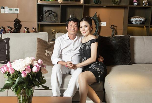 Hoa hậu Phương Lê được tặng 6 tỷ vì giảm 6kg: Chơi hàng hiệu khét tiếng, quỳ gối rửa chân cho chồng - Ảnh 5.
