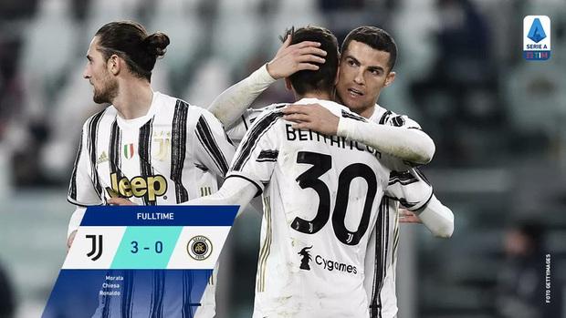 Juventus đại thắng ngày Ronaldo lập kỷ lục mới - Ảnh 9.