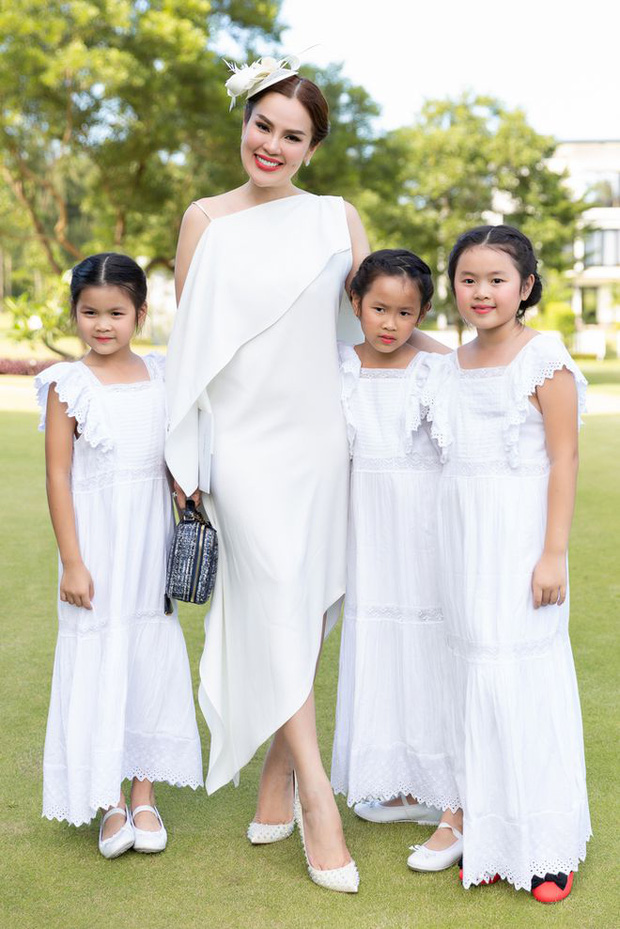 Hoa hậu Phương Lê được tặng 6 tỷ vì giảm 6kg: Chơi hàng hiệu khét tiếng, quỳ gối rửa chân cho chồng - Ảnh 7.