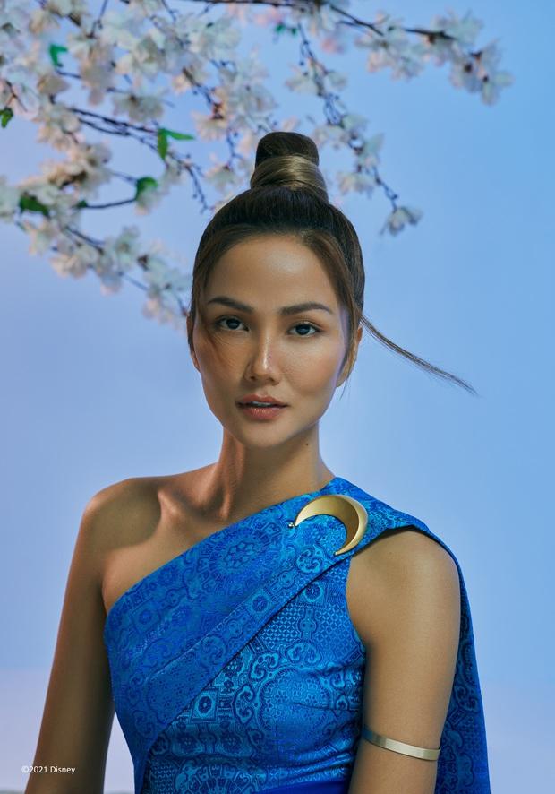 Hoa hậu HHen Niê tung bộ ảnh làm công chúa Disney đẹp không góc chết, chia sẻ kỷ niệm thời thơ ấu vô cùng cảm động - Ảnh 1.