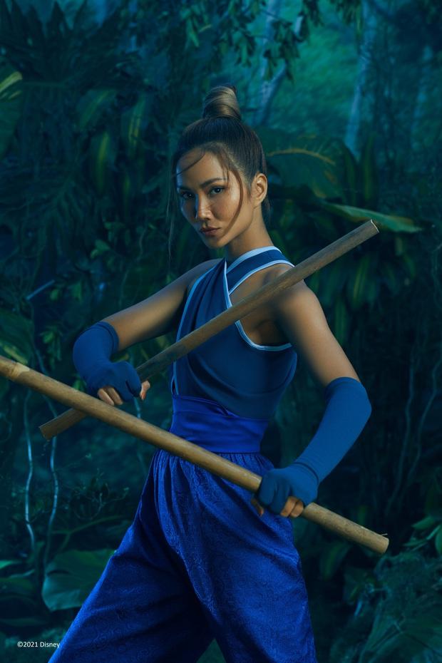 Hoa hậu HHen Niê tung bộ ảnh làm công chúa Disney đẹp không góc chết, chia sẻ kỷ niệm thời thơ ấu vô cùng cảm động - Ảnh 3.