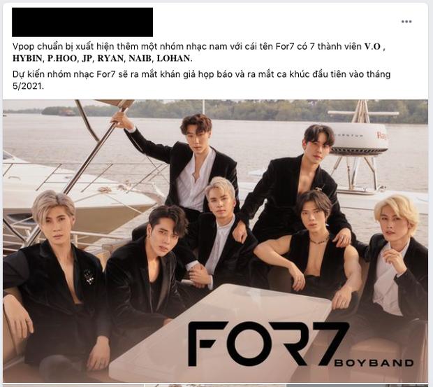 Netizen tranh cãi boygroup Vpop sắp debut: Tên thành viên quá nhập khẩu, có liên quan gì đến GOT7 không thế? - Ảnh 4.