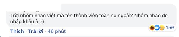 Netizen tranh cãi boygroup Vpop sắp debut: Tên thành viên quá nhập khẩu, có liên quan gì đến GOT7 không thế? - Ảnh 6.