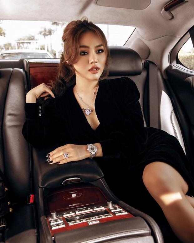 Ái nữ nhà tỷ phú ô tô Trường Hải: Từng được ví như Crazy Rich Asians phiên bản đời thực, tay chơi hàng xa xỉ nức tiếng hội nhà giàu - Ảnh 1.
