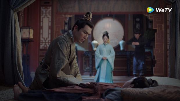 Chung Hán Lương công khai dẫn con riêng tin đồn về nhà, bị trà xanh hại suýt thiệt mạng ở Cẩm Tâm Tựa Ngọc - Ảnh 1.