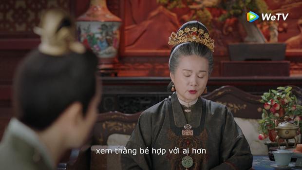 Chung Hán Lương công khai dẫn con riêng tin đồn về nhà, bị trà xanh hại suýt thiệt mạng ở Cẩm Tâm Tựa Ngọc - Ảnh 4.