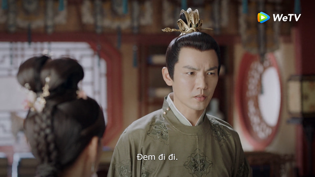 Chung Hán Lương công khai dẫn con riêng tin đồn về nhà, bị trà xanh hại suýt thiệt mạng ở Cẩm Tâm Tựa Ngọc - Ảnh 7.