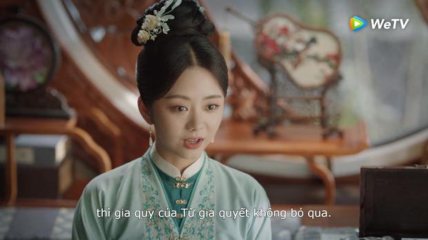 Chung Hán Lương công khai dẫn con riêng tin đồn về nhà, bị trà xanh hại suýt thiệt mạng ở Cẩm Tâm Tựa Ngọc - Ảnh 8.