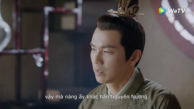 Chung Hán Lương công khai dẫn con riêng tin đồn về nhà, bị trà xanh hại suýt thiệt mạng ở Cẩm Tâm Tựa Ngọc - Ảnh 9.